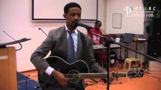 Pastor John Girma And Zaseat In The Bride Of Christ Eindhoven Holland