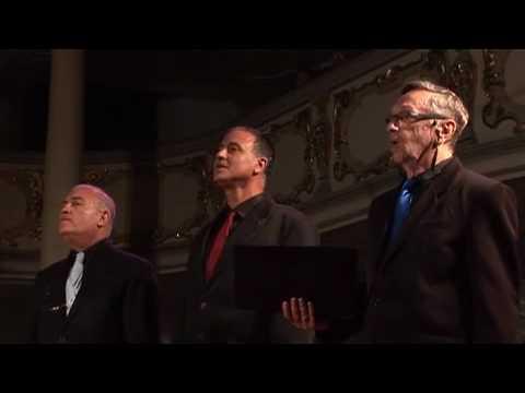 Gil Aldema: Ken Bakodesh Chaziticha  •  Collegium Singers Tel Aviv