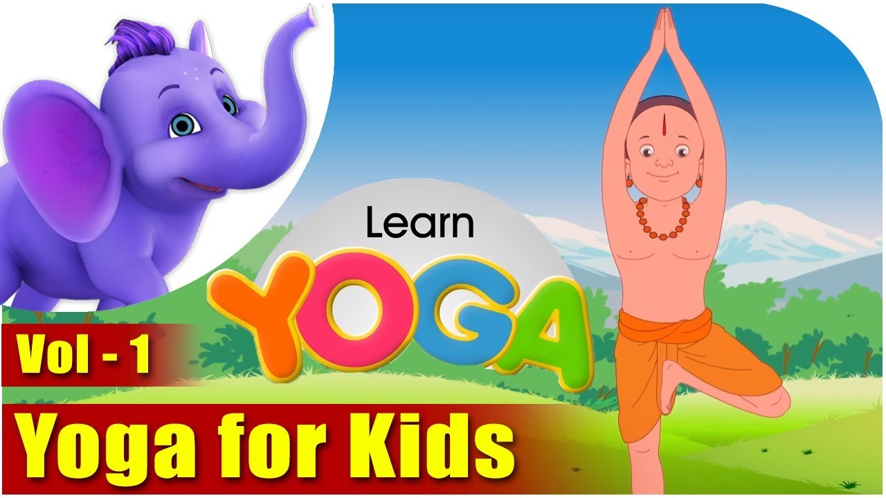 Yoga For Kids Vol 1 All Standing Postures Youtube