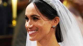 Here's Why The Internet Freaked Out Over Meghan Markle's Wedding Hair