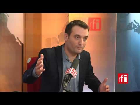 Pour Florian Philippot, « Manuel Valls dégrade l'image de la France »