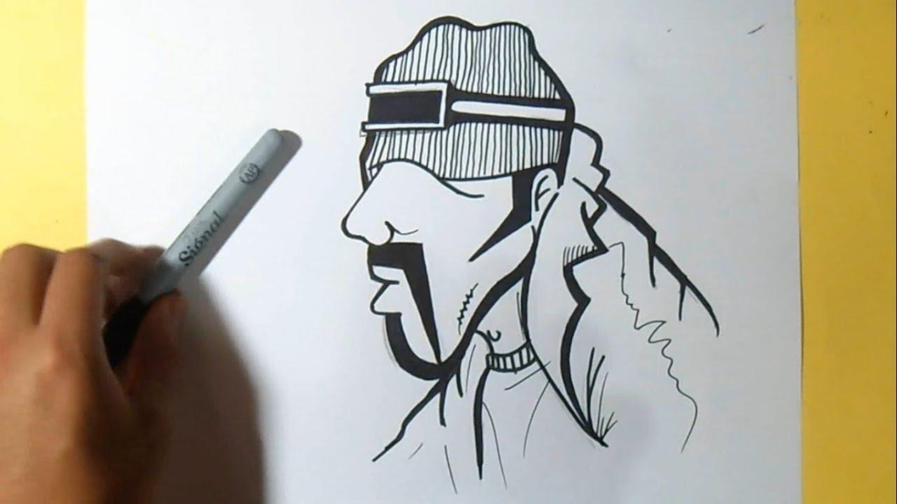 Рисуй-рисуй графити
