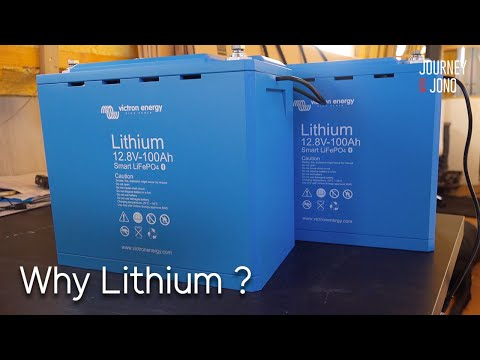 I'm changing to Lithium Batteries, what type & why - 38