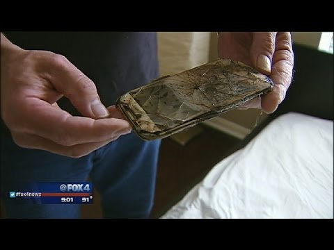 On Your Side: Samsung phone fire