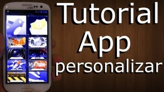 Super App Personalizacin + Crea TU TEMA!! // Pro Android