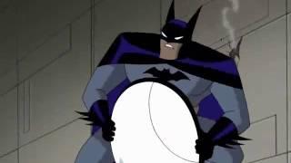 Un verdadero superheroe Batman