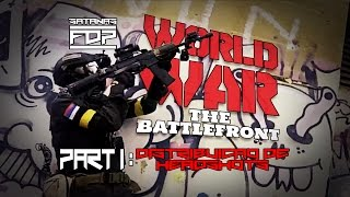 Magfed paintball - The battlefront part 1 - Distribuicao de headshots