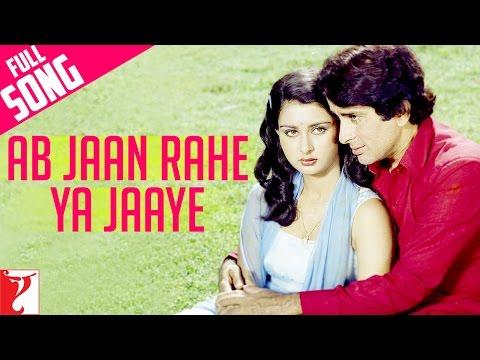 Ab Jaan Rahe Ya Jaaye - Full Song - Sawaal