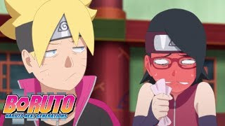Overcoming Fear | Boruto: Naruto Next Generations