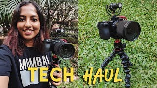 New Camera / Vlogging Gear - What I film with in 2018 // Magali Vaz