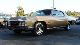 1970 Buick Wildcat 455 V8 Chevy Caprice / Impala Clean 350 Killer