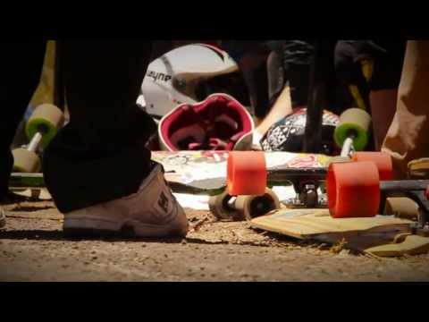 LONGBOARDING: 5 DE MAYOW RACE / By MA Productions