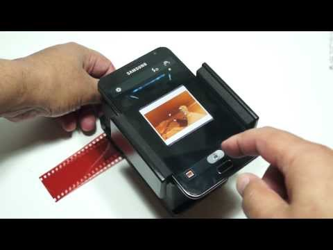 Lomography Smartphone Film Scanner [Red Ferret Review]