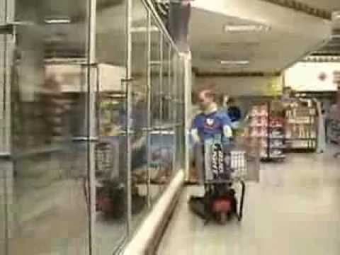Tourettes Guy At K-mart video