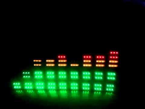 Анализатор спектра пробный