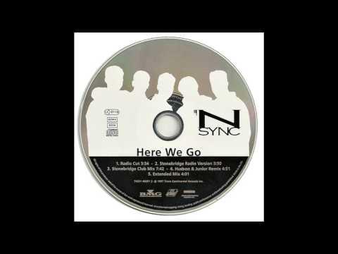 N Sync - Here We Go (stonebridge Remix) 1997 video