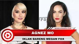 Download Lagu Agnez Mo Jadi Bintang Iklan Kosmetik Lakme bersama Megan Fox Gratis STAFABAND