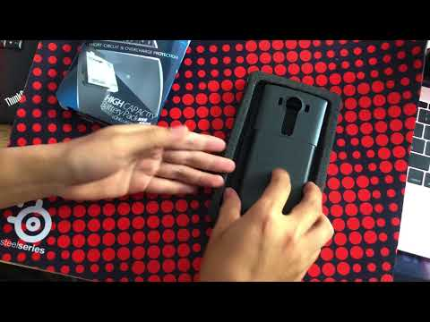 Pin dung lượng cao LG V10 5600mah Cameron Sino (Chính hãng)