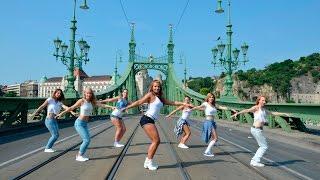 Jennifer Lopez - Ain't your mama Choreography by ReggaetonDance