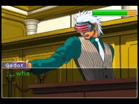 Phoenix Wright: Trials and Tribulations - Case 5: Part 34