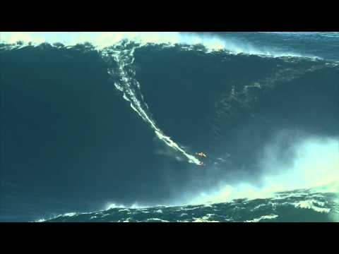 Garrett McNamara Record Breaking 90 foot wave ???