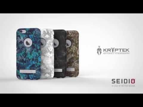 SEIDIO Kryptek Collection Introduction