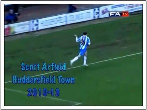 Scott Arfield | Huddersfield Town | 2010-13