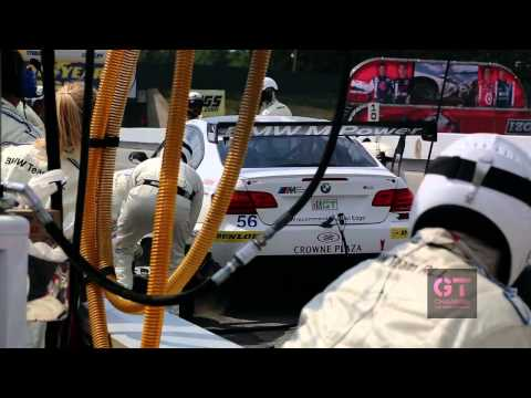 BMW E92 M3 GT CAR – TIME – ALMS 2/3