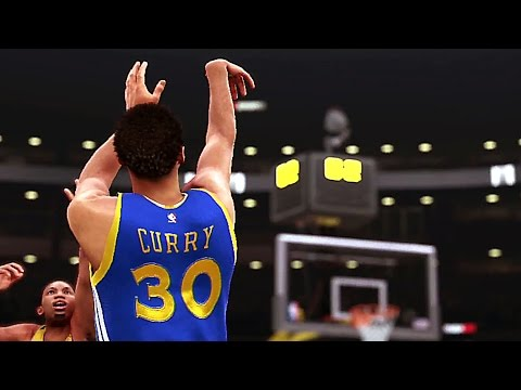 PS4 - Curry, Jordan, Kobe : who's gonna be THE BEST in NBA 2K17?