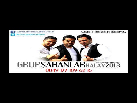 Grup Sahanlar Fatih Demirbag   - Halay Potpori