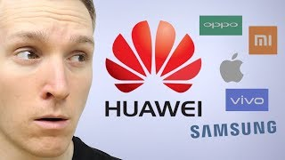 Why Huawei Is Destroying The Competition.
