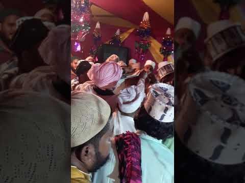 Urse Yusufi 2019.khanqahe Teghiya Yusufia. Chandpur. Dastar Bandi Ka Ek Hasin Manzar