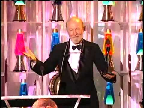 Pete Seeger Accepts Rock and Roll Hall of Fame Award