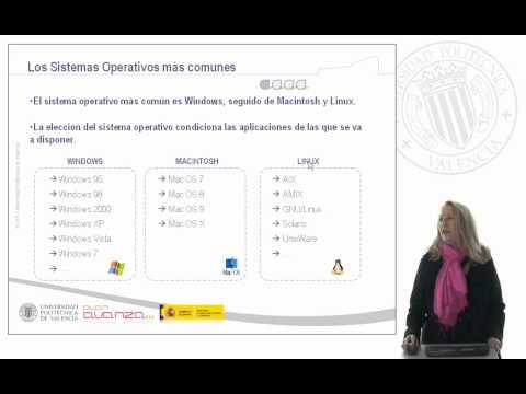 Los sistemas operativos ¿Qué son?