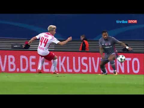 Leipzig 1-2 Beşiktaş   UEFA Şampiyonlar Ligi Maç Özeti
