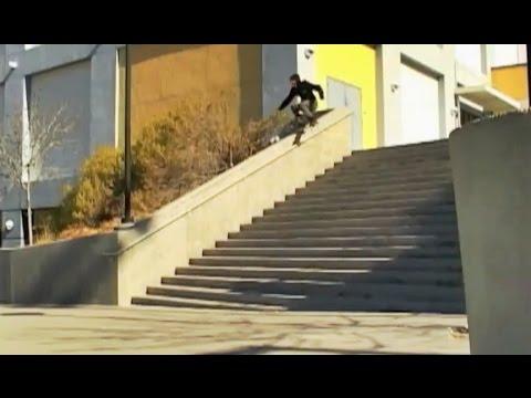 INSTABLAST! - Triple Flip 12 Stair!! Giant Noseslide! Hot Dawg Flip!!?!