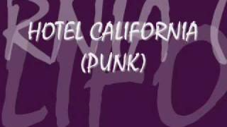 Watch Pennywise Hotel California video