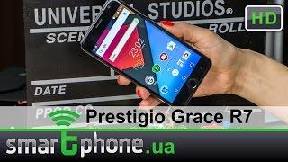 Prestigio Grace R7 - Обзор смартфона с «яблочным» привкусом!