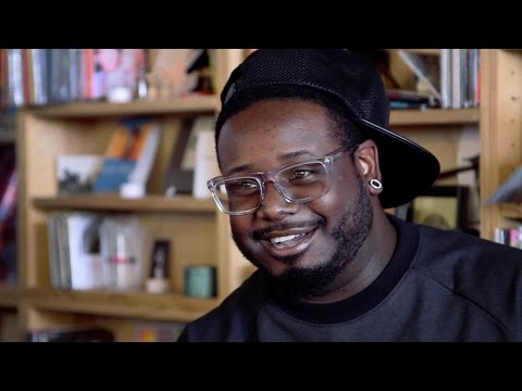 T-Pain: NPR Music Tiny Desk Concert