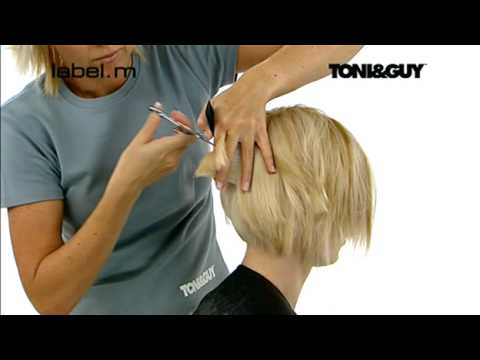 髮術教室 Toni and Guy Hong Kong 1.mov