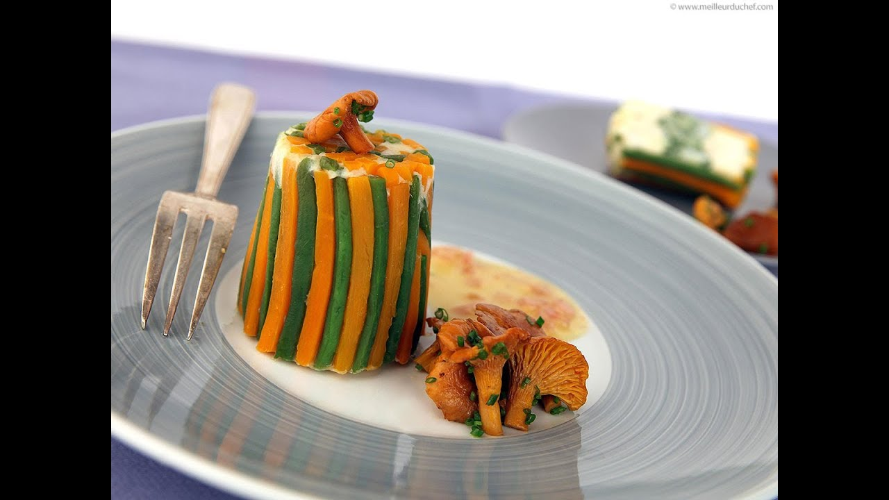Recette de darioles aux noix de saint jacques par eric - Cuisine tv eric leautey ...
