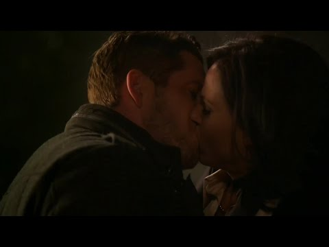 Regina und Robin erster Kuss - Once Upon A Time