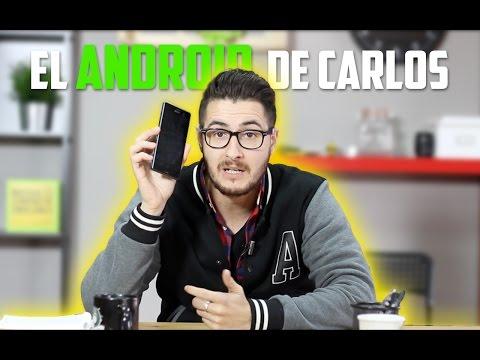 Todo sobre el Android de Carlos