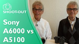 Shoot-out: Sony a5100 v a6000 (ILCE 5100, ILCE 6000)