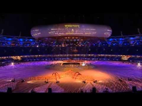 Commonwealth Games Delhi 2010 | Opening Ceremony | Full HD | 1080p | PART ( 4 / 15 )