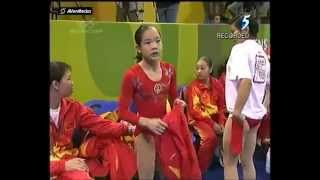 Learn Chinese With Chinese Gymnasts Zhang Nan And Cheng Fei