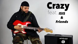 Crazy feat.  ISIS, Trump & Petry