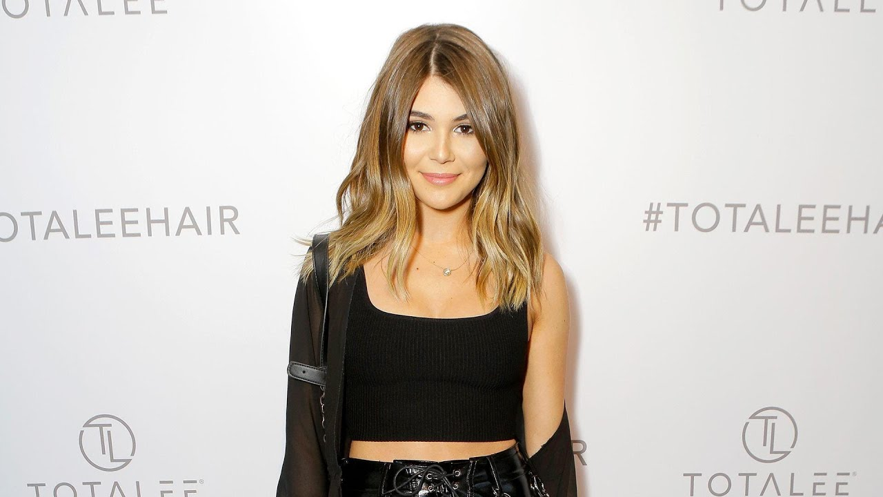 Olivia Jade's Trademark Application Was Rejected Due to Poor Punctuation