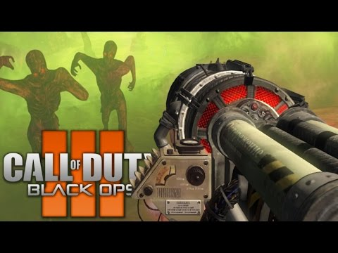 REVELATIONS GUN GAME! Call of Duty Black Ops 3 Zombies Gameplay UGX Mod