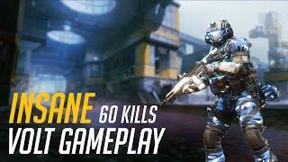 TITANFALL 2: 60 Kills Volt Gameplay | 11 Man Mega Kill What?